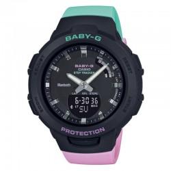 Rokas pulkstenis Casio BABY-G Bluetooth BSA-B100MT-1AER