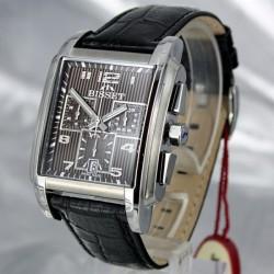 Rokas pulkstenis BISSET Montrotte BSCC67 MS BR BK