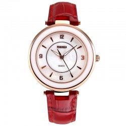 Rokas pulkstenis SKMEI 1059CL Dark Red