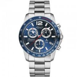 Rokas pulkstenis ATLANTIC Seasport Chrono 87468.42.51