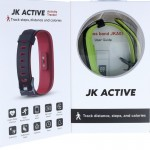 Rokas pulkstenis Jordan Kerr JK Active BK/GREEN