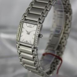 Rokas pulkstenis BISSET Vincensa BS25C60 LS WH