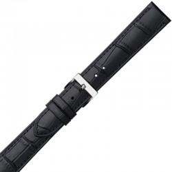 Watch Strap CONDOR Semi-padded Aligator Grain 613R.5D.24.W