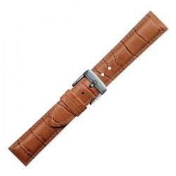 Watch Strap CONDOR Croco Grain 285R.27.24.W