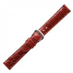 Watch Strap CONDOR Croco Grain 119R.03.14.W