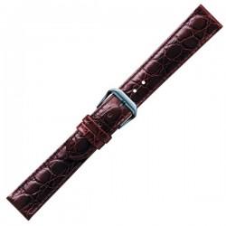 Watch Strap CONDOR Extra Long Croco Grain Strap 119L.02.18.W