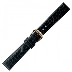 Watch Strap CONDOR Croco Grain 244R.01.18.Y