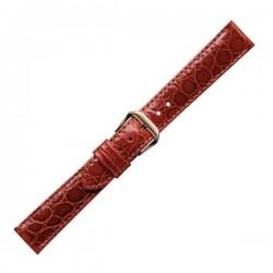 Watch Strap CONDOR Croco Grain Watch Strap 119R.03.12.Y